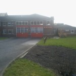 Wallsend Fire Station, Hadrian Road, Wallsend