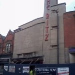 The now renovated Ritz bingo hall in Wallsend